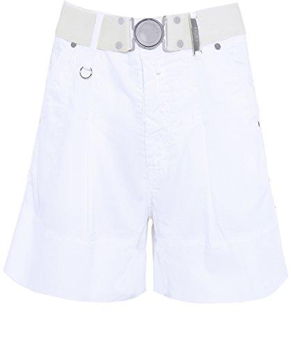 High Femmes Marelle bermudas Blanc Blanc