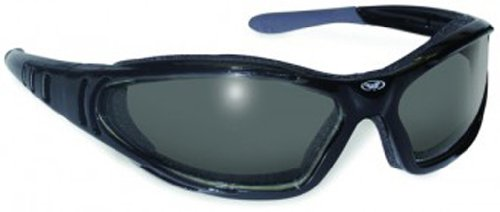 Global Vision Eyewear Men's Ultra 24 Sunglasses with Anti-Fog Photochromic Color Changing Lenses