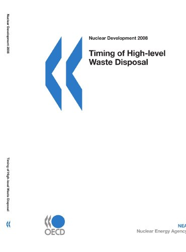 Nuclear Development Timing of High-level Waste Disposal