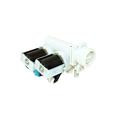 Ariston C00110333 Hotpoint Indesit Washing Machine Double Solenoid Fill Valve