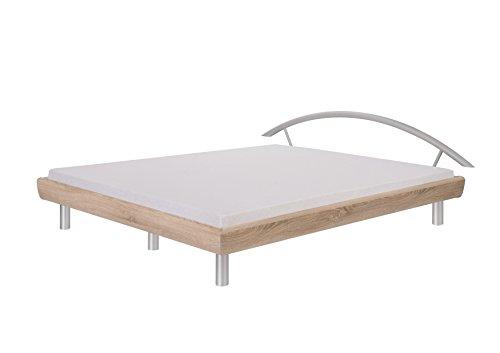 Modular Bett Colorado mit Kopfteil Ferro