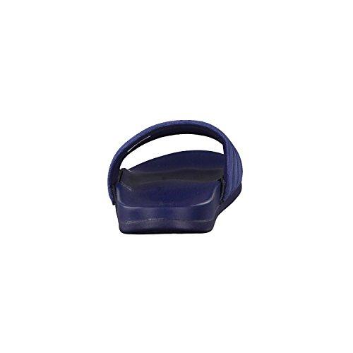 adidas Adilette CF Ultra Explorer, Tongs Homme Bleu (Maruni/maruni/maruni)