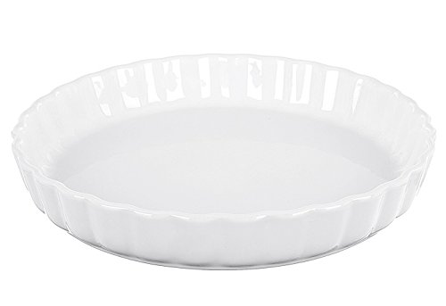 Keramik Pieform Quiche-Form 28 cm Obsttortenboden Torten-form