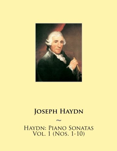 Haydn: Piano Sonatas Vol. 1 (Nos. 1-10): Volume 35