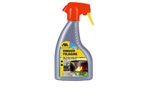 FILA Surface Care Solutions FILAFUEGO Schiuma Spray Detergente Specifica, 500 ml
