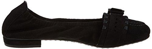 Kennel And Schmenger Shoe Manufactory Ladies Malu Chiuse Ballerine Nere (nero / Nero)