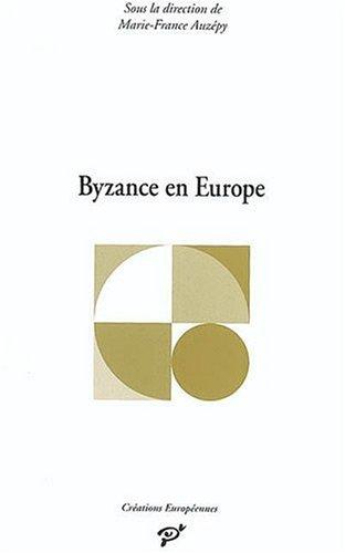 Byzance en Europe par Collectif, Georges Sidéris