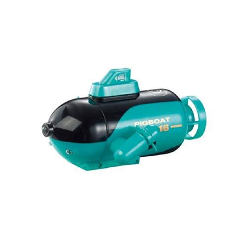 Mini Drone sous-Marin, Mini Drone sous-Marin de caméra sous-Marine HD avec FPV (Vert)