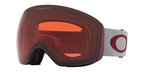 Oakley Cubierta DE Vuelo Piel de tiburón Puerto Prizm Nieve Rose OO7050-65 Nieve Gafas