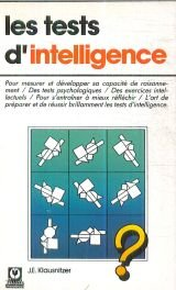 Les tests d'intelligence par J Klausnitzer
