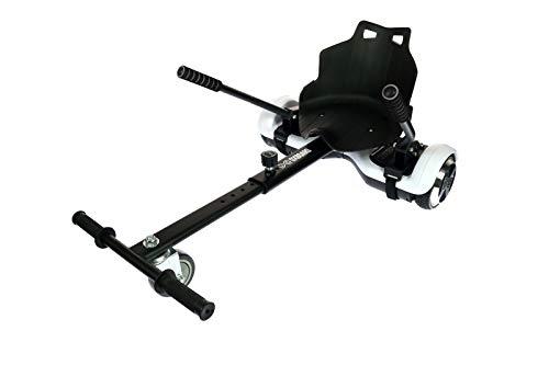 Oxboard Unisex Jugend Kart Hoverboard Accessoires, Schwarz, ONE Size