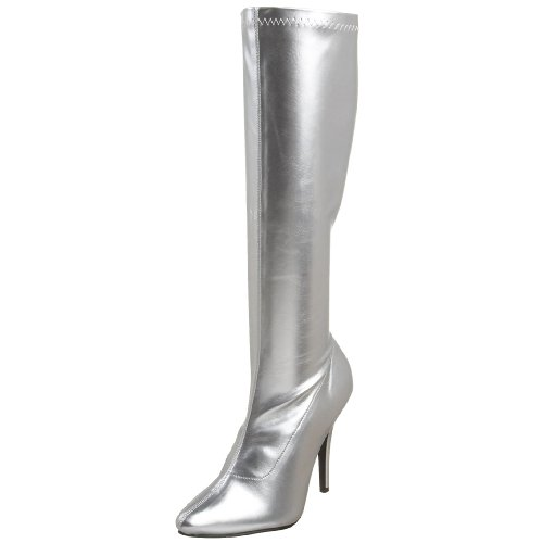 Pleaser Seduce 2000, Bottes femme Stretch