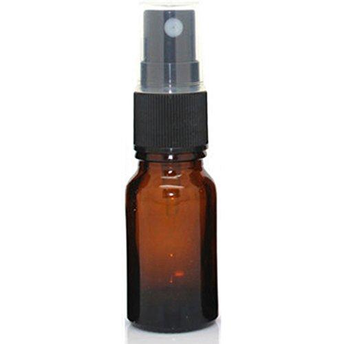 Bodhi2000 vide Ambre bouteilles en verre d'huile essentielle de brumisation pour