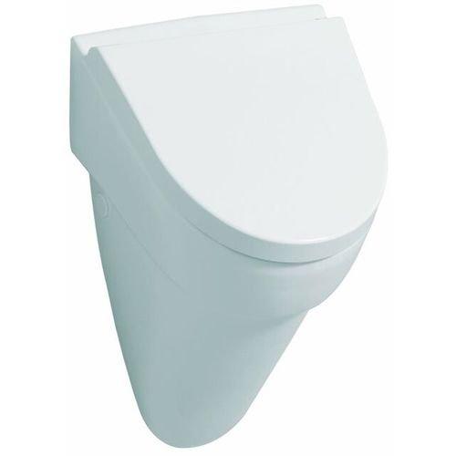 Keramag Urinal-Deckel FLOW Scharniere edelstahl/weiß, 575910000