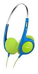 Philips SHK1030 Headphone (Blue/Green)