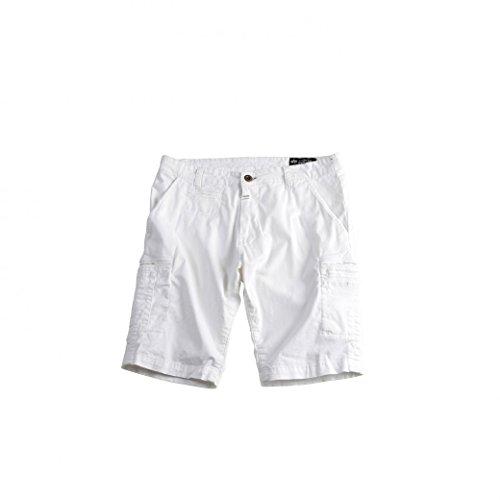 Alpha Industries Short Deck White