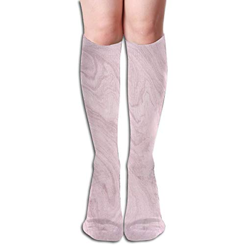 guolinadeou Socks Granite Pink Unique Womens Stocking Decoration Sock Clearance For Girls
