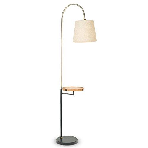 LJ Luminaire d'intérieur 1.84m lampadaire minimaliste moderne pour chambre à coucher et salon (sans ampoule) (Couleur : B)