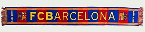 BUFANDA OFICIAL FC BARCELONA VERTICAL CATALANA 2016 140X20CM