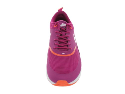 Nike Air Max Thea 599409 Damen Laufschuhe, bright magenta/white-trf orange