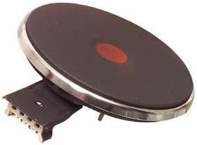 EGO - Kochplatte - 4 mm - 145 mm - 1500 W - 13.14463.040 / 1314463040 - Ersatzteil für Ihren Herd / Kochfeld