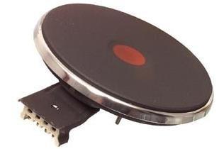 EGO - Kochplatte - 8 mm - 180 mm - 2000 W - 12.18463.194 / 1218463194 - Ersatzteil für Ihren Herd / Kochfeld