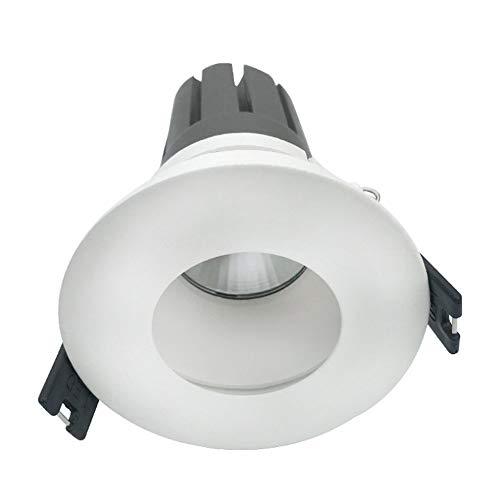 Sprsk Foco empotrable LED ultra delgado Luz de techo Encubierta Decoración for...