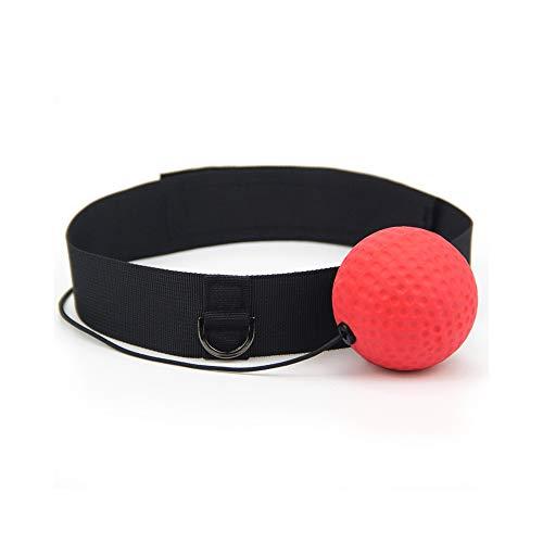 ZPASDQQE Boxen Geschwindigkeit Trainingsball Geschwindigkeit Reaktion Base Ball Rebound Ball Ausrüstung Zubehör Fitness Ball - Double Ended Base