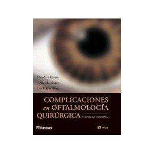 Complicaciones En Oftalmologia Quirurgica