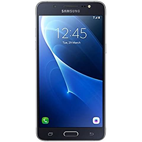 Samsung Galaxy J5 16GB 4G Negro - Smartphone (SIM doble, Android, MicroSIM, GSM, UMTS, WCDMA, LTE)