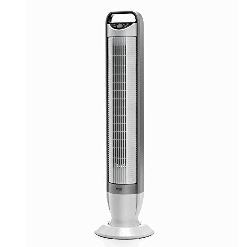 Möbel Fan (Seville Classics Ultraslimline Energiesparend Tower Fan neigen)