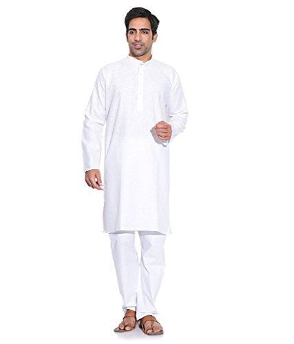 royal-mens-light-linen-khaadi-kurta-pyjama-set