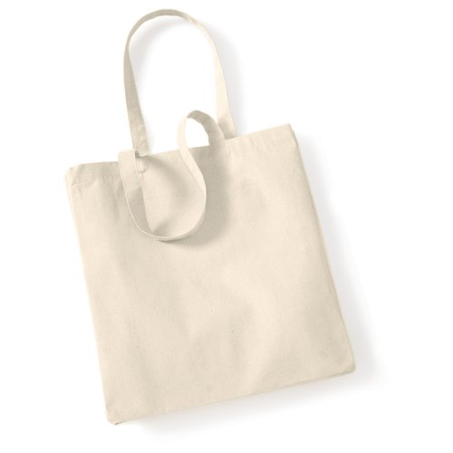 Westford Mill toile Shopper Classic Natural One naturel One
