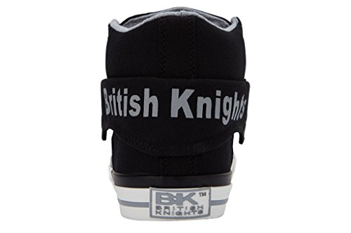 British Knights Roco - Tennis montantes - homme Black