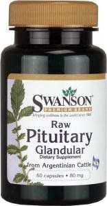 Swanson Raw Pituitary Glandular - 80mg, 60 Capsules from Swanson Health Products