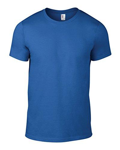 Anvil-Maglietta Royal Blue