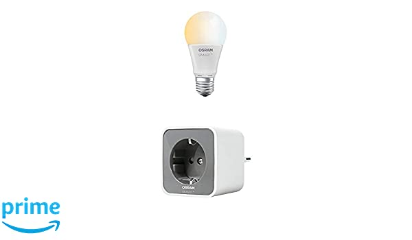 Osram smart plug zigbee presa intelligente amazon illuminazione