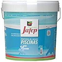 JAFEP Piscinas Agua Blanca 4 L.