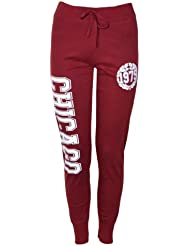(womens high waisted chicago 1979 cuffed joggers) Femmes à taille haute chicago 1979 joggeurs