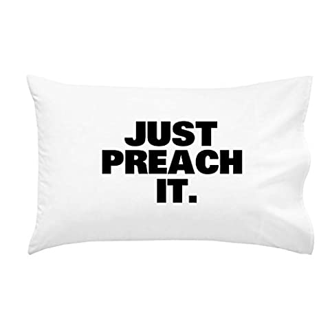 Oh, Susannah Just Preach It Missionary Pillowcase Gift Durable, Breathable,