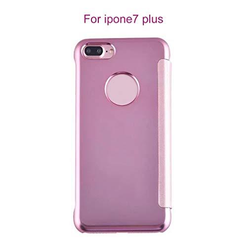 Preisvergleich Produktbild Sunsbell Ausgeglichenes Glas-Phone Case Foripone7 / 8 Plus H¨¹llen Schutzglas-Abdeckung f¨¹r ipone7 / 8 Plus Zubehr