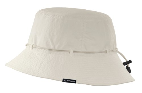 VAUDE Damen Kappe Teek Hat, Offwhite, 56, 62555220400