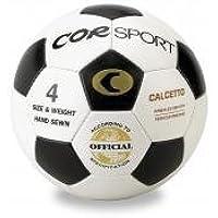 Ballon Futsal Corsport mesure 4rebond réduit cuir synthétique couture Football Balle Official
