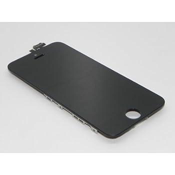 Coque2mobile® Ecran LCD vitre tactile pour iphone 5 NOIR + outils
