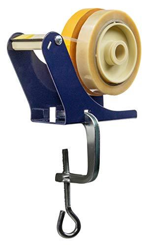 Klebeband-Tischabroller B 3-TC Metall Rollenbreiten: bis 50 mm/inkl. Schraubklemme ** Verpackungseinheit: 1 Stück **