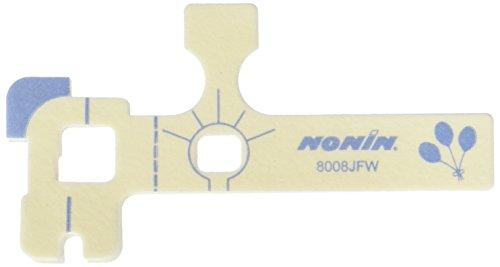 Nonin 8008jfw Flexiwrap Infant Fuß Flex Sensor Wrap (25Stück) -