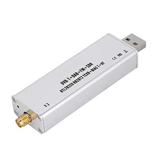 RTL2832U + R820T2 TCXO ADSB UHF UKW HF FM RTL USB-Tuner-Empfänger SDR-Empfänger