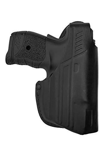 VlaMiTex B4 Leder Gürtel Holster für Walther PDP