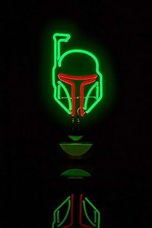 star wars rebel alliance neon leuchte 32cm beleuchtung. Black Bedroom Furniture Sets. Home Design Ideas