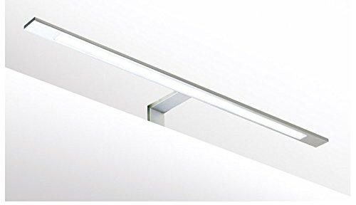 BAYTTER® Schranklampe 12W LED Badlampe Spiegelleuchte Unterbauleuchte Badwandlampe warmweiß für Galerie Kleiderschrank 3000K wasserdicht